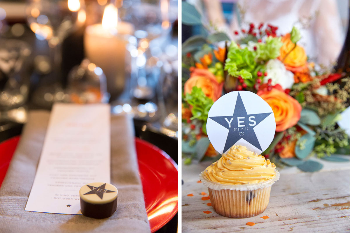 Logopralinen-bedruckt-mit-Hochzeitslogo-Gastgeschenk-Hochzeit