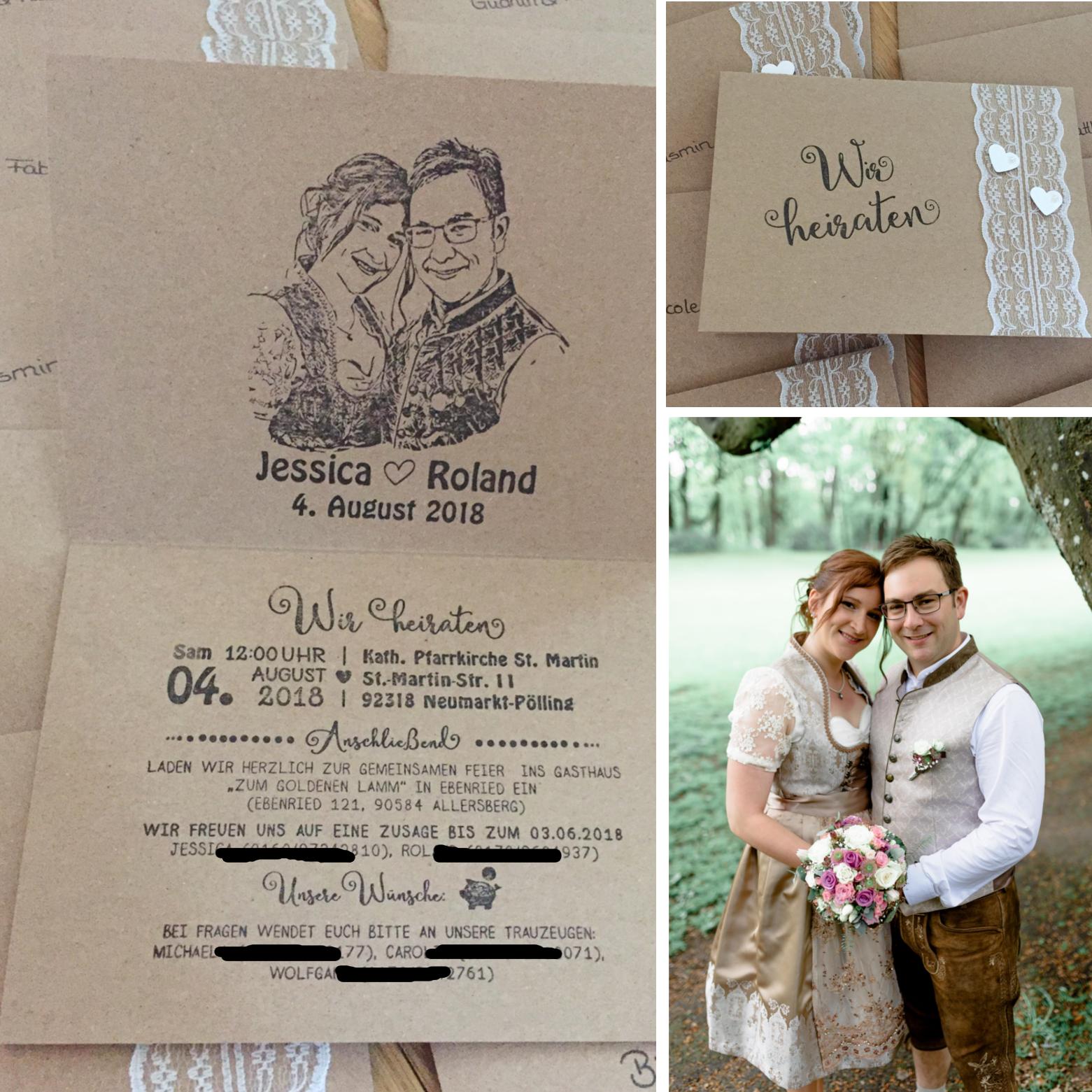 Fotostempel-Hochzeitseinladung-stempeln-selberbasteln-Einladungsstempel-wir-heiraten-stempel-vintage
