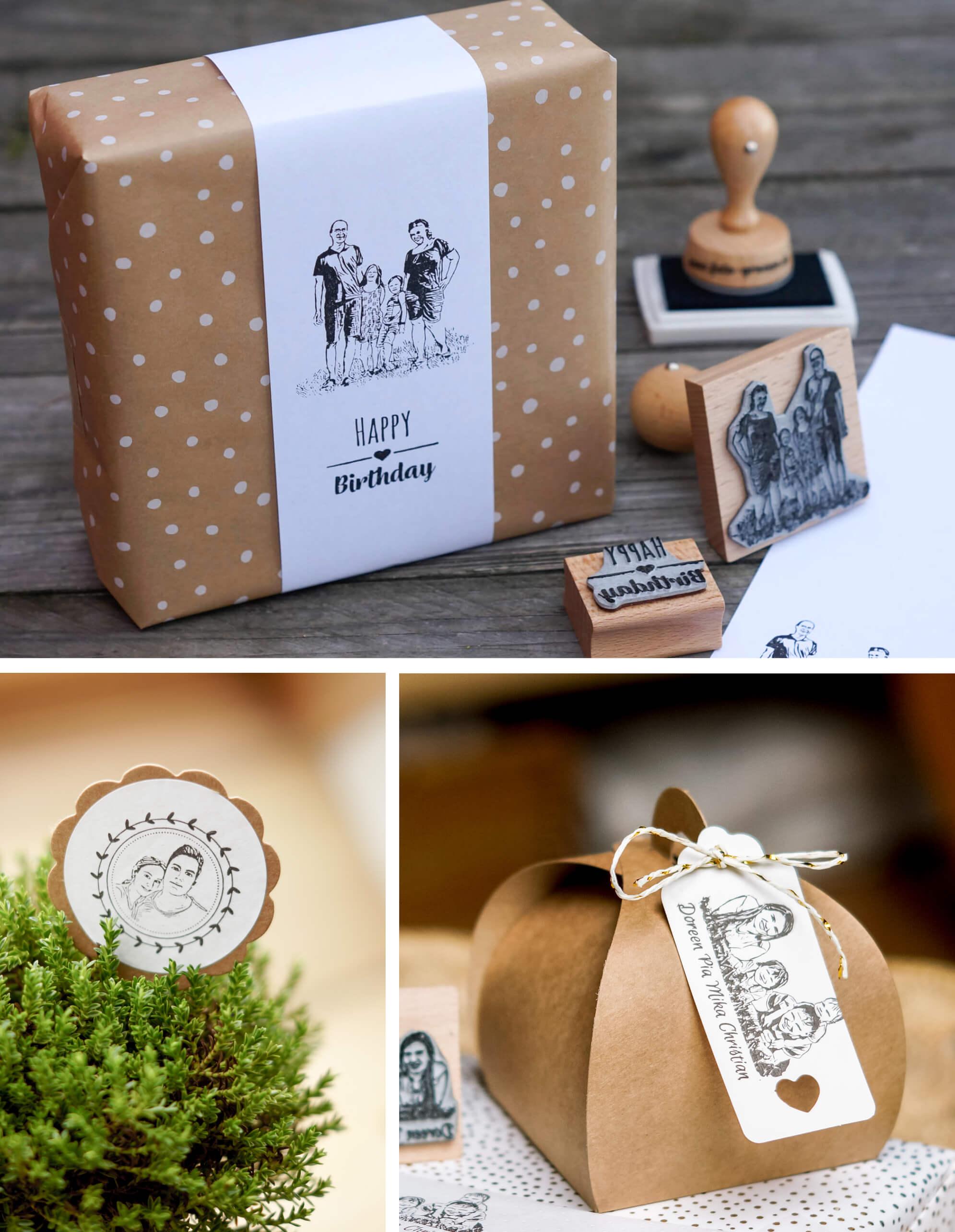 t-Geschenke-individuell-verpacken-und-mit-Fotostempel-verzieren