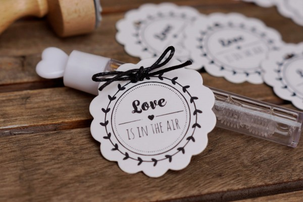 "Stempel - ""Love is in the Air"""