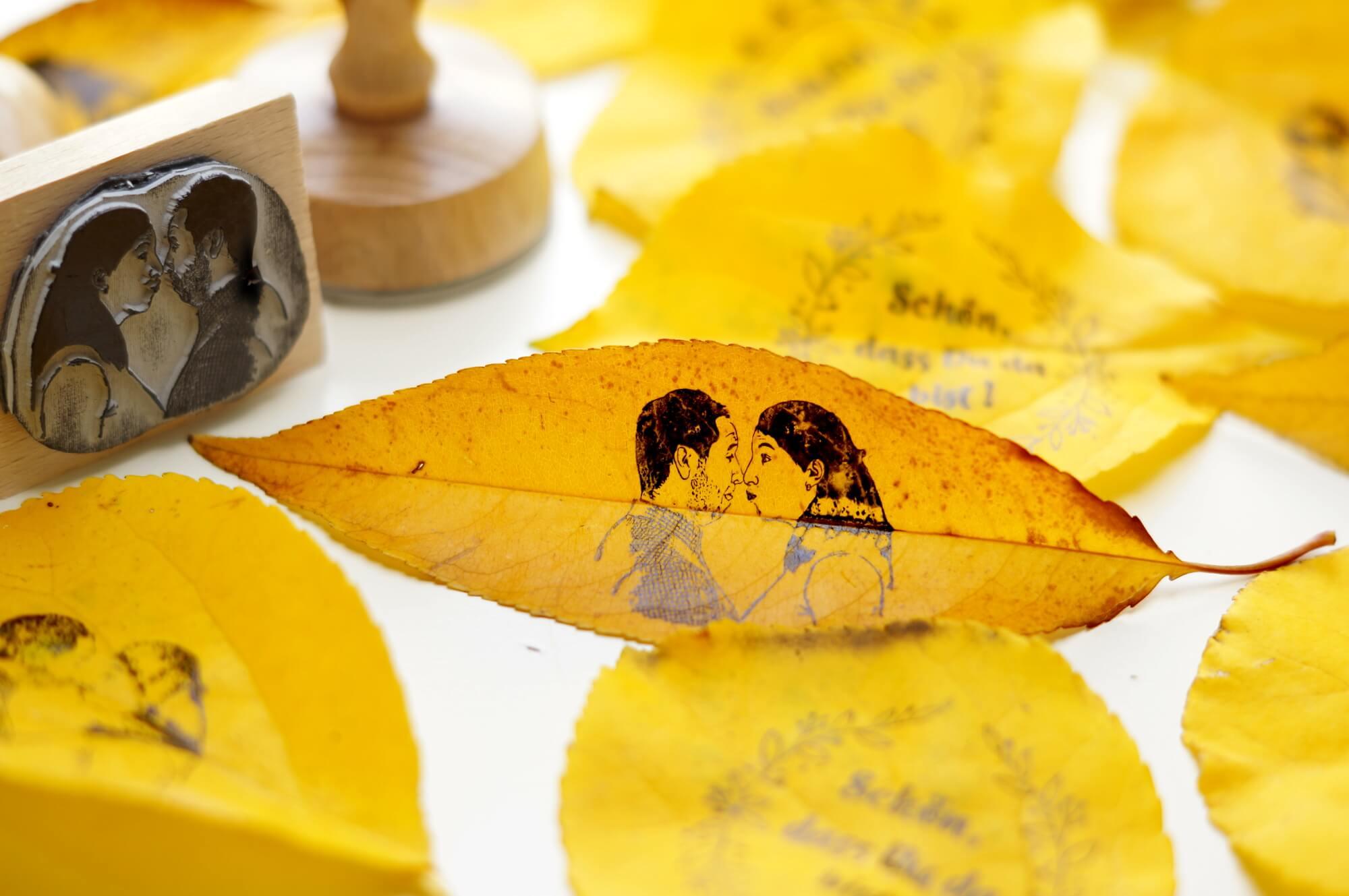 Fotostempel-Bl-tter-bestempeln-Herbst-DIY-Stempel-Herbstdeko-Gastgeschenk