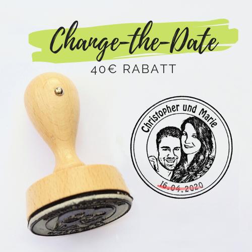 Change-the-Date-Rabatt